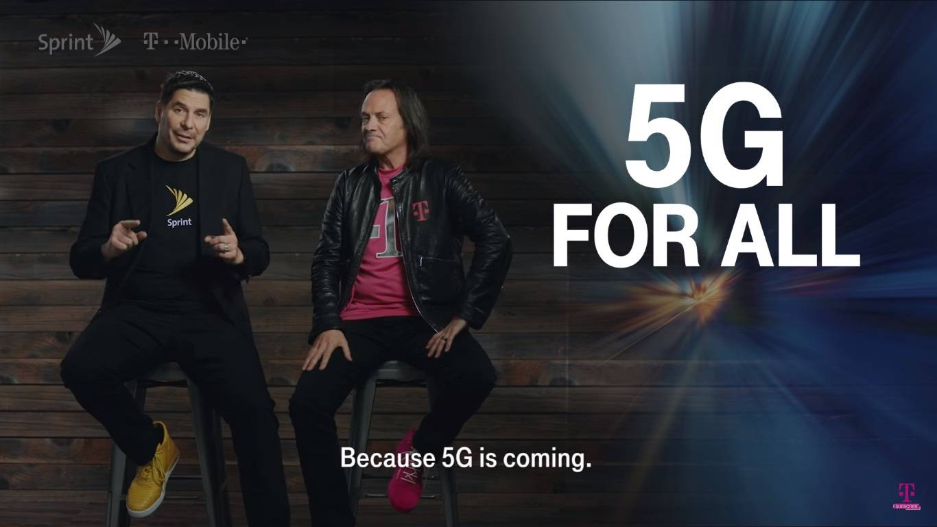 Sprint y T-Mobile