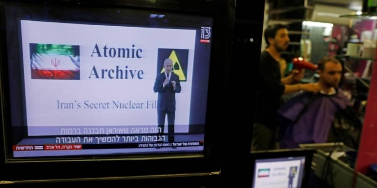 """Israel señala a Irán de mentir sobre programa nuclear y asegura tener """"pruebas concluyentes"""""""