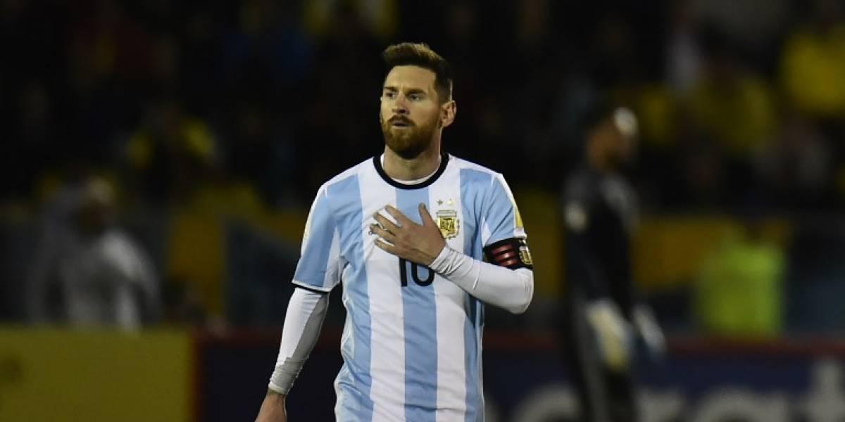 VIDEO. Conoce la historia de Xime, la fan guatemalteca que se intercambió la camisola con Messi