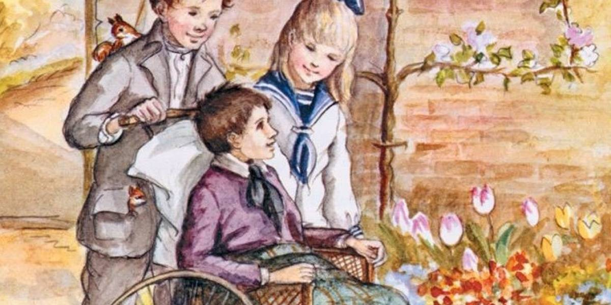 Clássico da literatura infantil, O Jardim Secreto vai ganhar nova versão nos cinemas