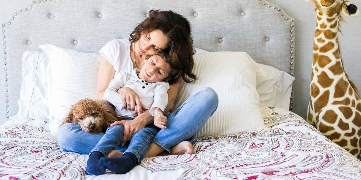 Leonor Varela conmueve con mensaje para Matteo a cuatro meses de su partida