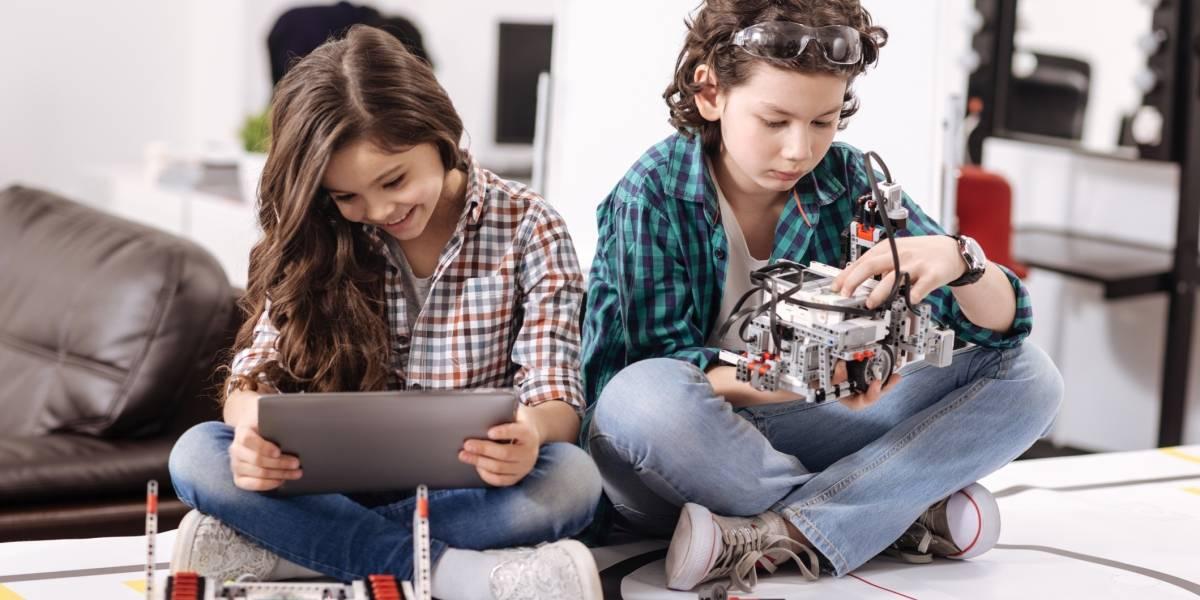Gadgets educativos para niños