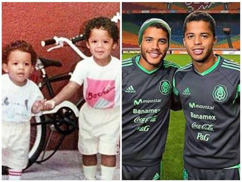 Giovani y Jonathan Dos Santos