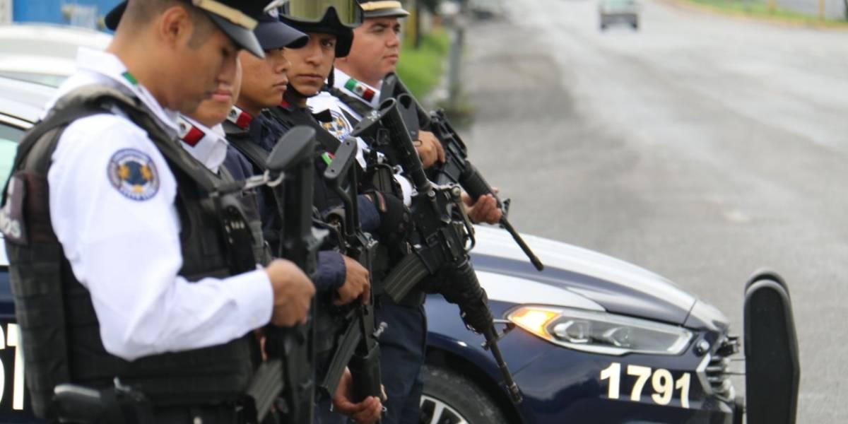 Refuerzan seguridad en las carreteras hacia Monterrey