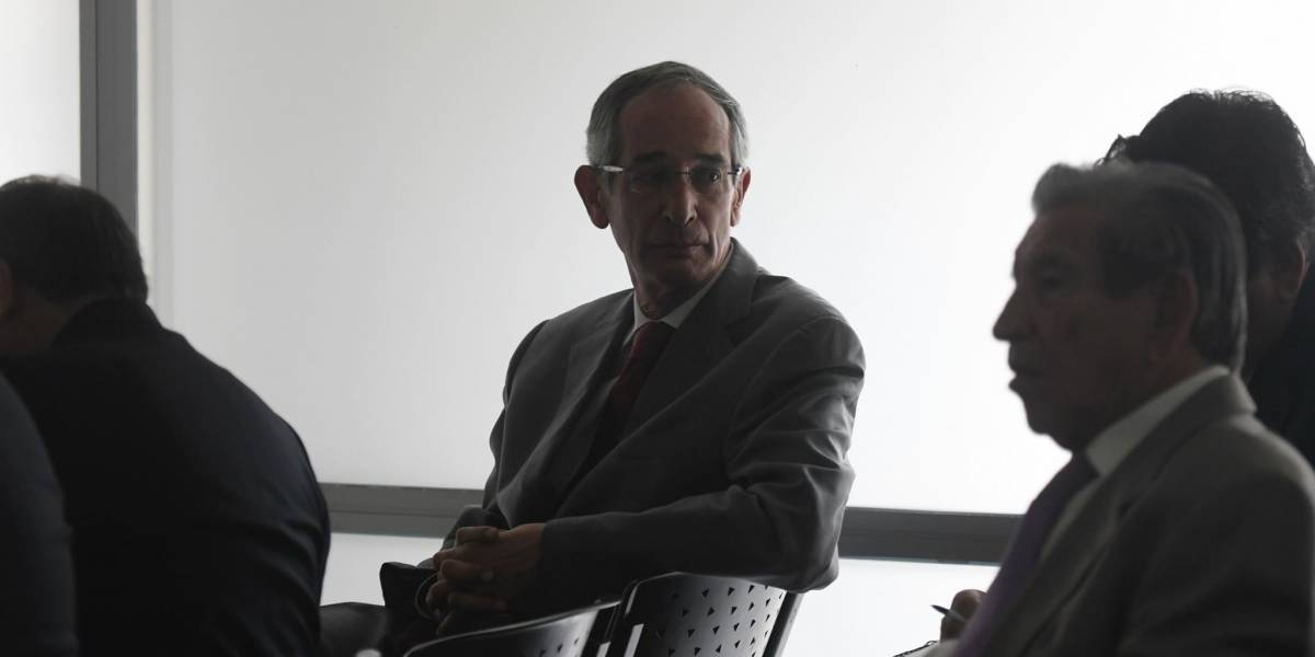 Colom y otros cuatro señalados en el caso Transurbano piden salir de prisión