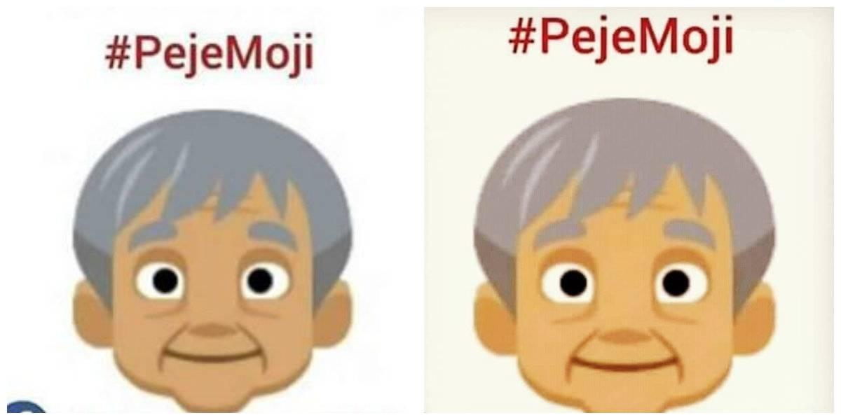 Crean emoji de AMLO en redes sociales