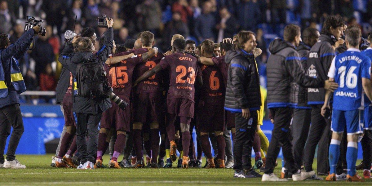 """Polémica en España: Real Madrid no le hará el tradicional """"pasillo"""" de campeón al Barcelona"""
