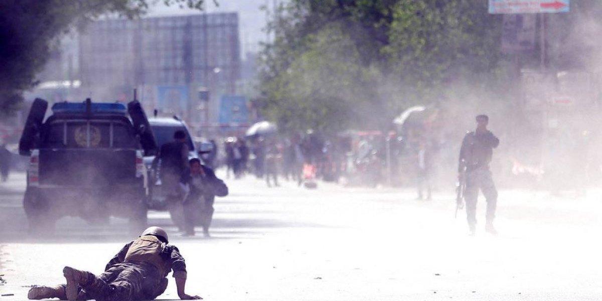 Doble atentado suicida de EI deja 25 muertos en Kabul