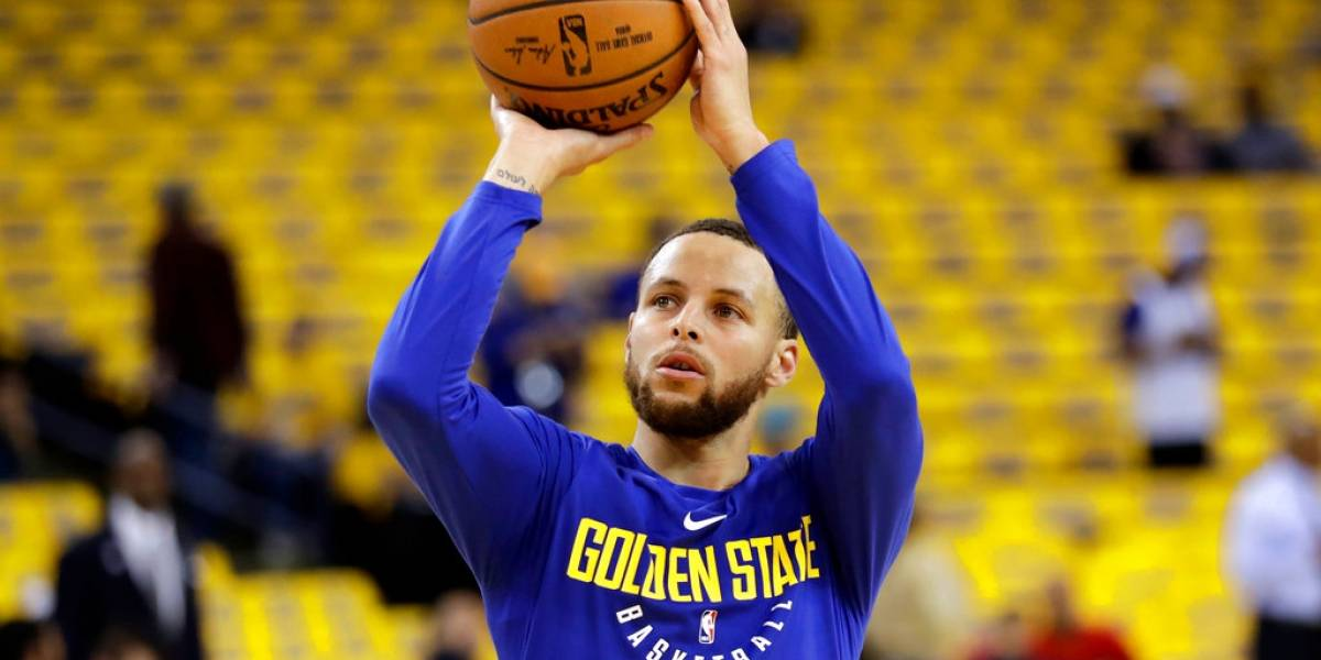 Curry regresaría para el segundo juego contra los Pelicans