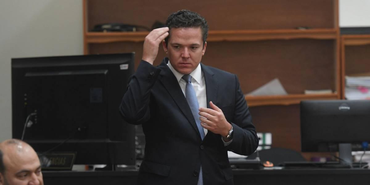 Rodrigo Arenas acepta en audiencia que su apoyo fue para proteger el voto de FCN-Nación