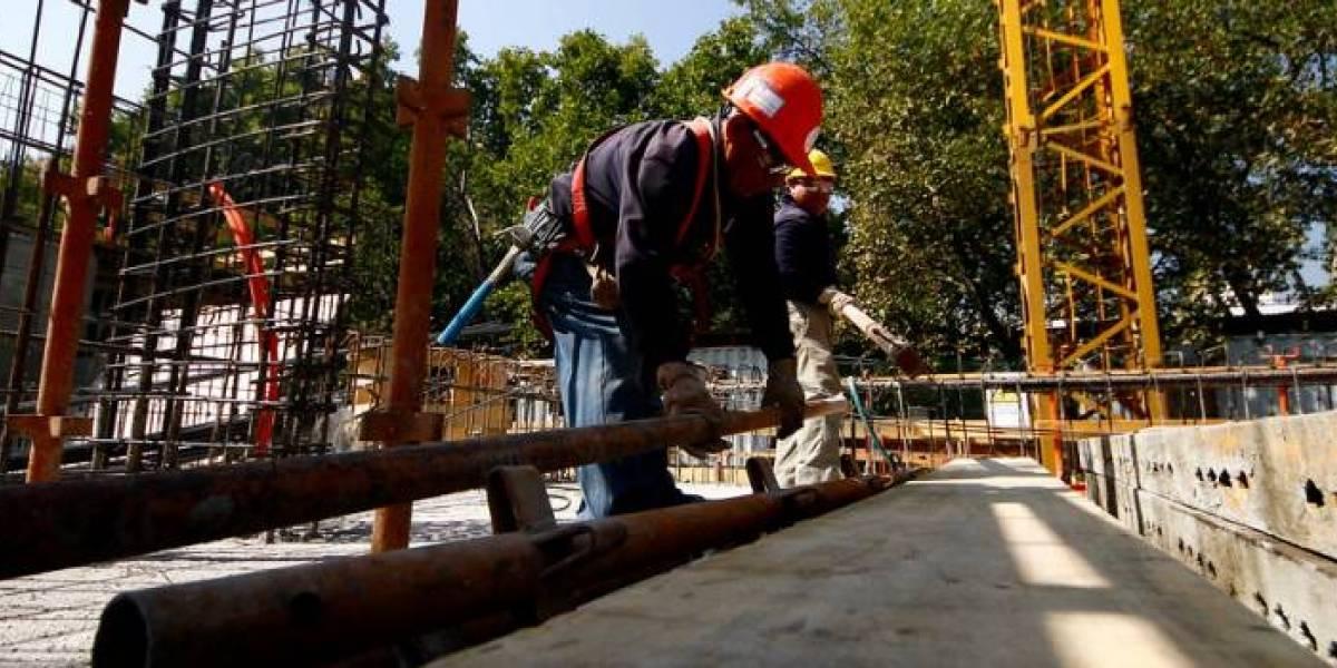 Superficie para edificación cayó 17% en un año