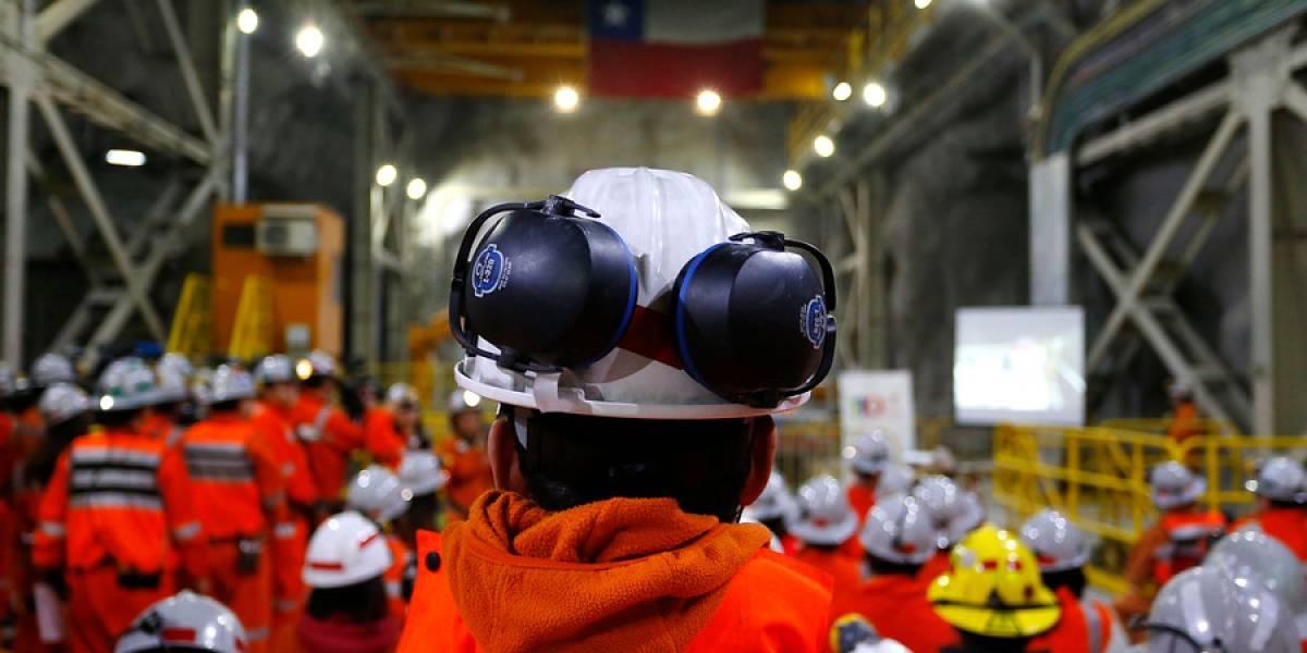 Minería se mostró potente: Índice de Producción Industrial aumentó 8,7% en doce meses