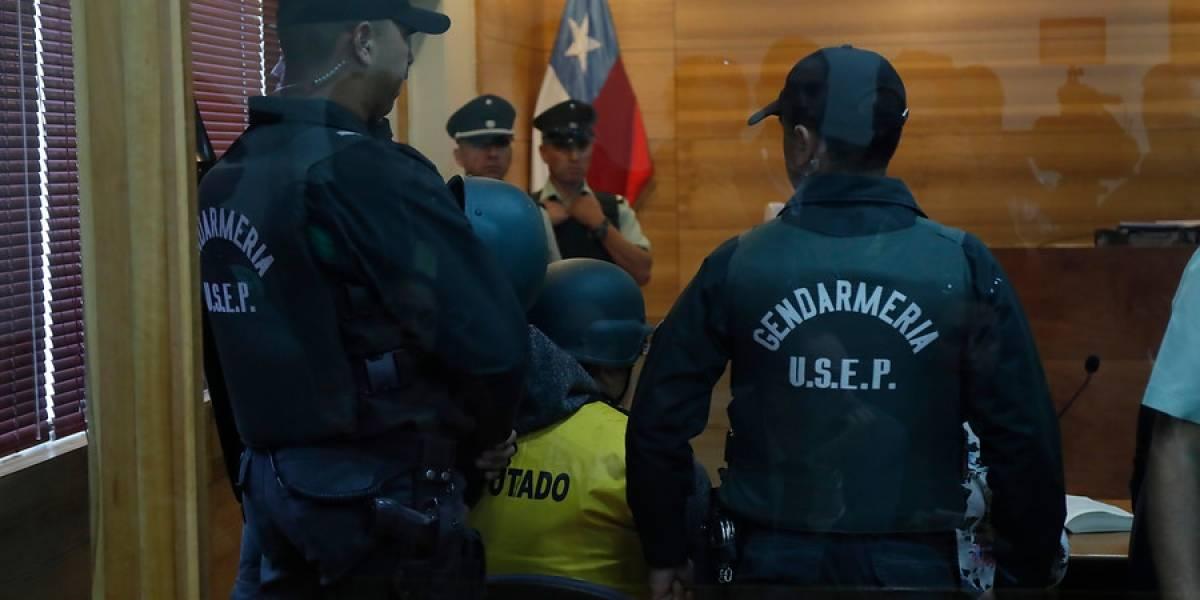Prisión preventiva para presunto autor de violación y asesinato de Ámbar: arriesga presidio perpetuo