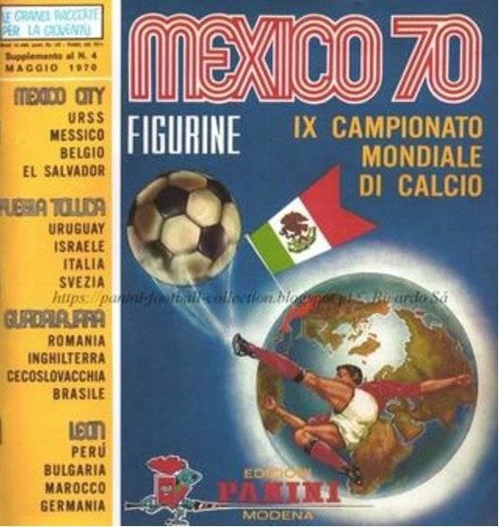 Álbum de México 1970