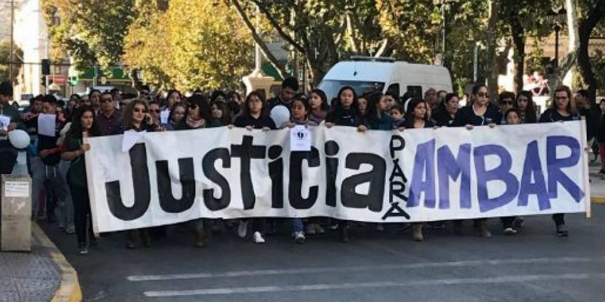 """""""Las niñas iban al jardín con moretones"""": tío que luchó por custodia de Ámbar revela historial """"violento"""" del presunto asesino"""