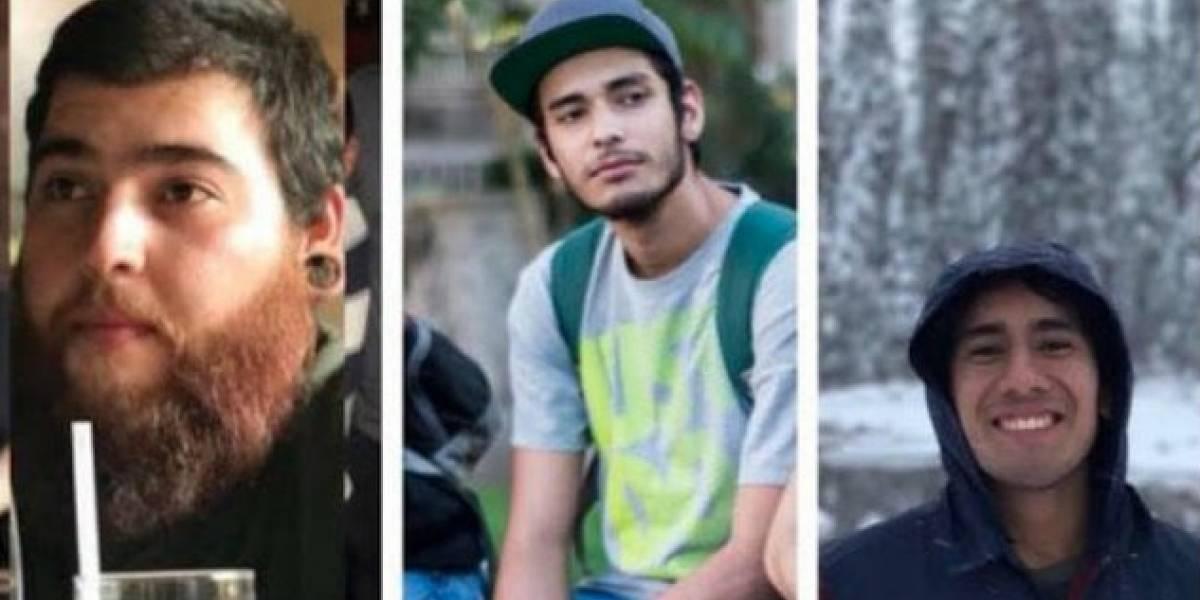 Señalado de crimen de tres estudiantes revela la forma en que los torturaron