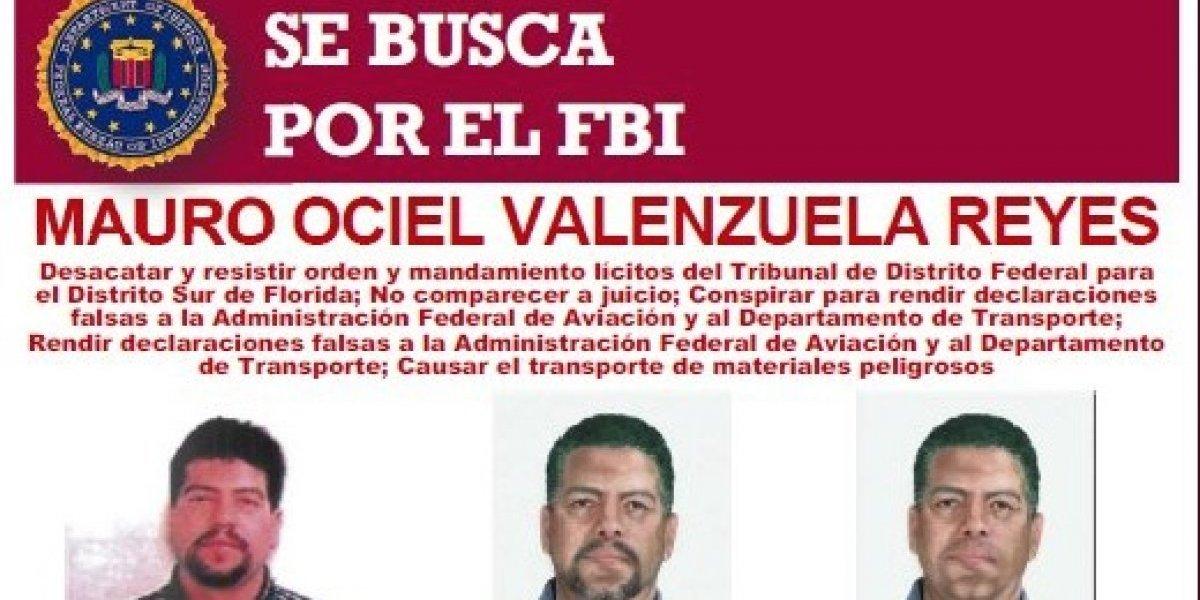 FBI ofrece 10 mil dólares por información sobre chileno buscado por la justicia de EEUU