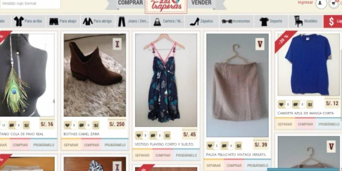 Compras de segunda mano: chilenos simpatizan con la venta de ropa por internet