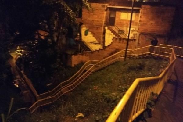Casa de Juancito comuna 13