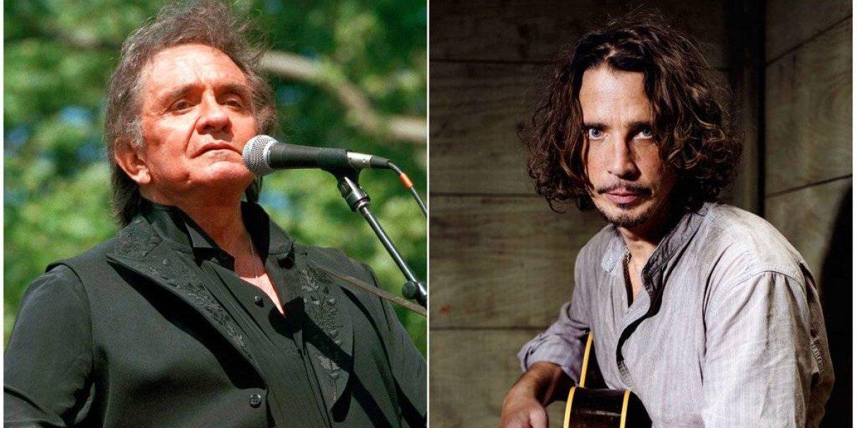 """Chris Cornell """"volverá a cantar"""" en proyecto de Johnny Cash"""
