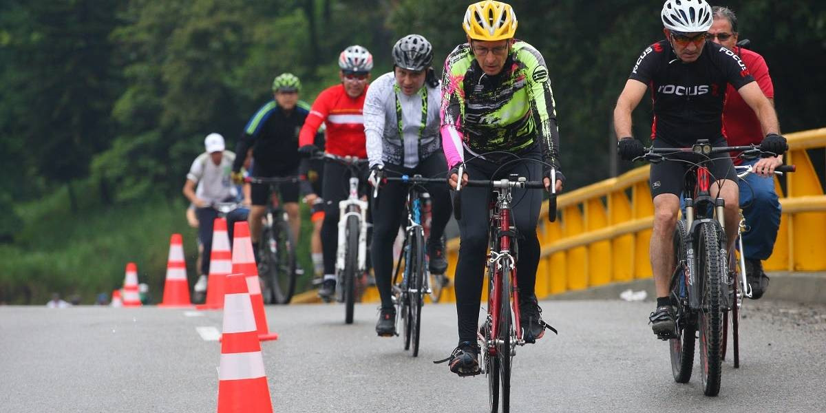 ¡Atención! Estos son los cambios en la ciclovía por marcha del día del trabajo en Medellín