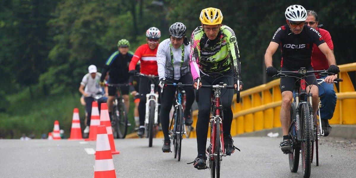 Este es el nuevo tramo para la ciclovía que se estrenó en Medellín