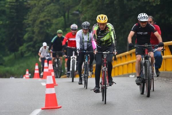 Ciclovía Medellín 1 de mayo 2018