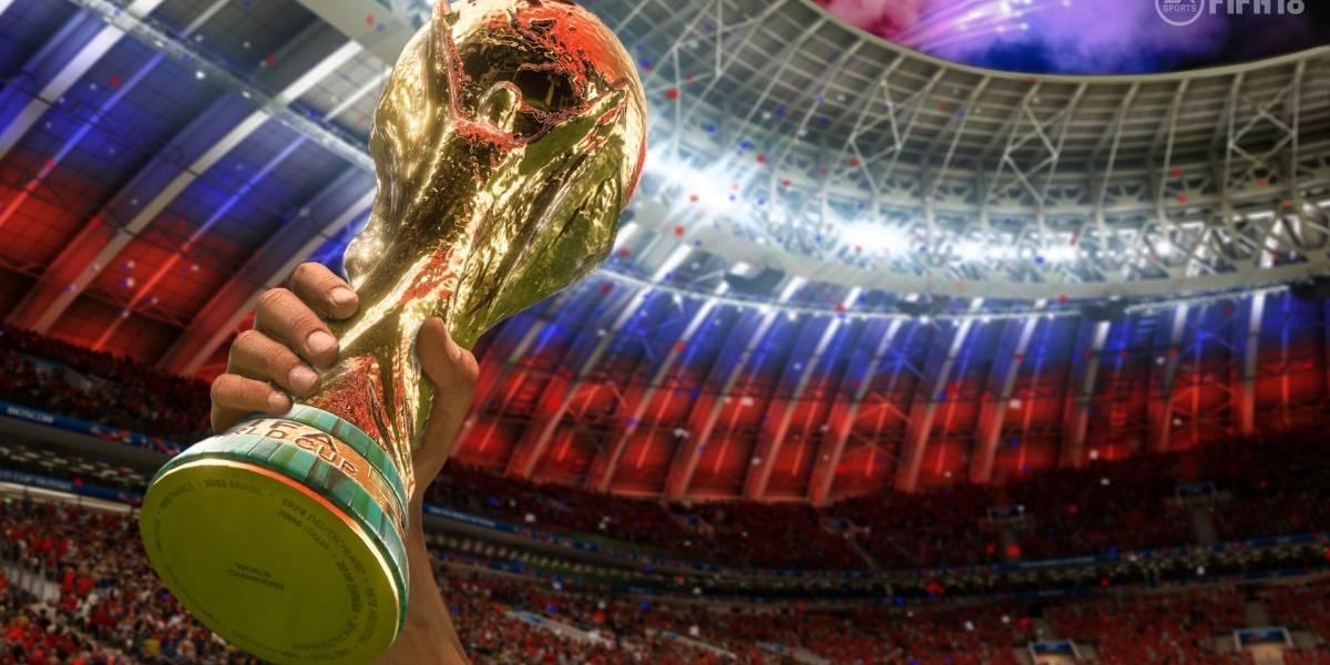 Ya es oficial: La actualización del FIFA 18 para el Mundial de Rusia ya tiene fecha [ACTUALIZADO con trailer]