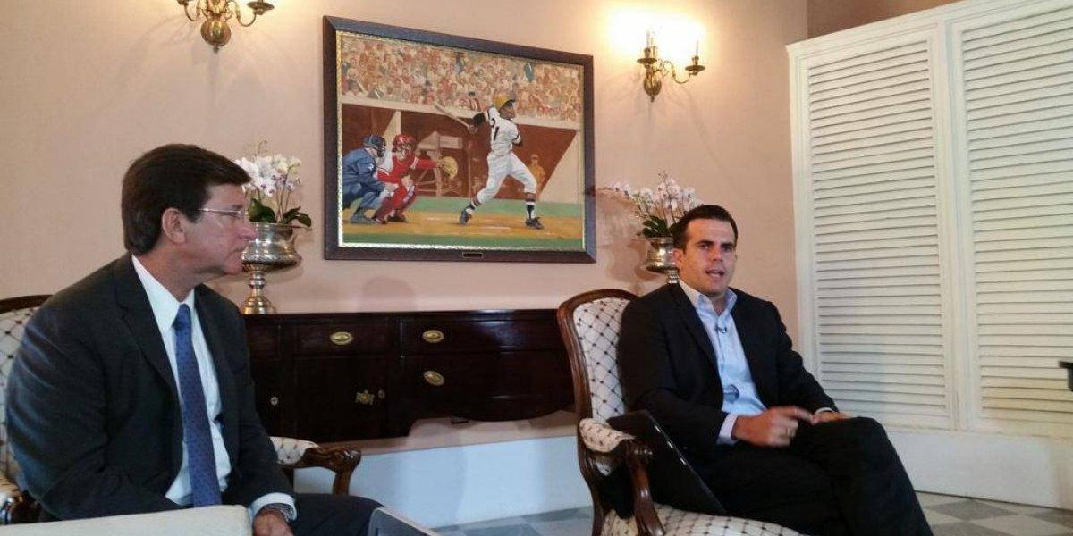 """Gobernador no marchará mañana: """"Desde mi silla, tengo mucho trabajo que hacer"""""""