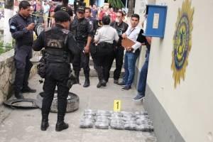 marihuana localizada en Petén