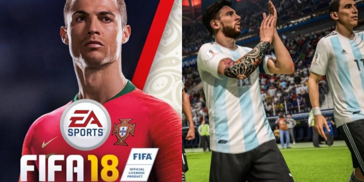 ¡Por fin! Confirmada la fecha de lanzamiento del videojuego Fifa Rusia 2018