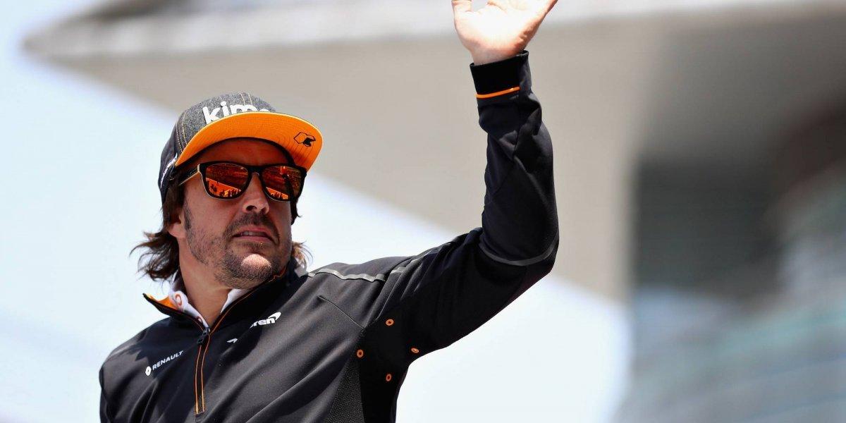 Fernando Alonso saldrá segundo en las 6 Horas de Spa-Francorchamps
