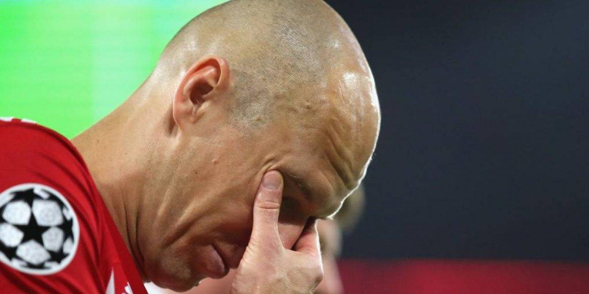 Bayern sufre: irá por el milagro ante Real Madrid en la Champions sin Robben ni Boateng