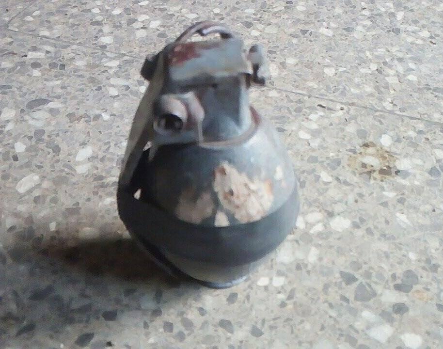 localizan granada en cárcel Canadá