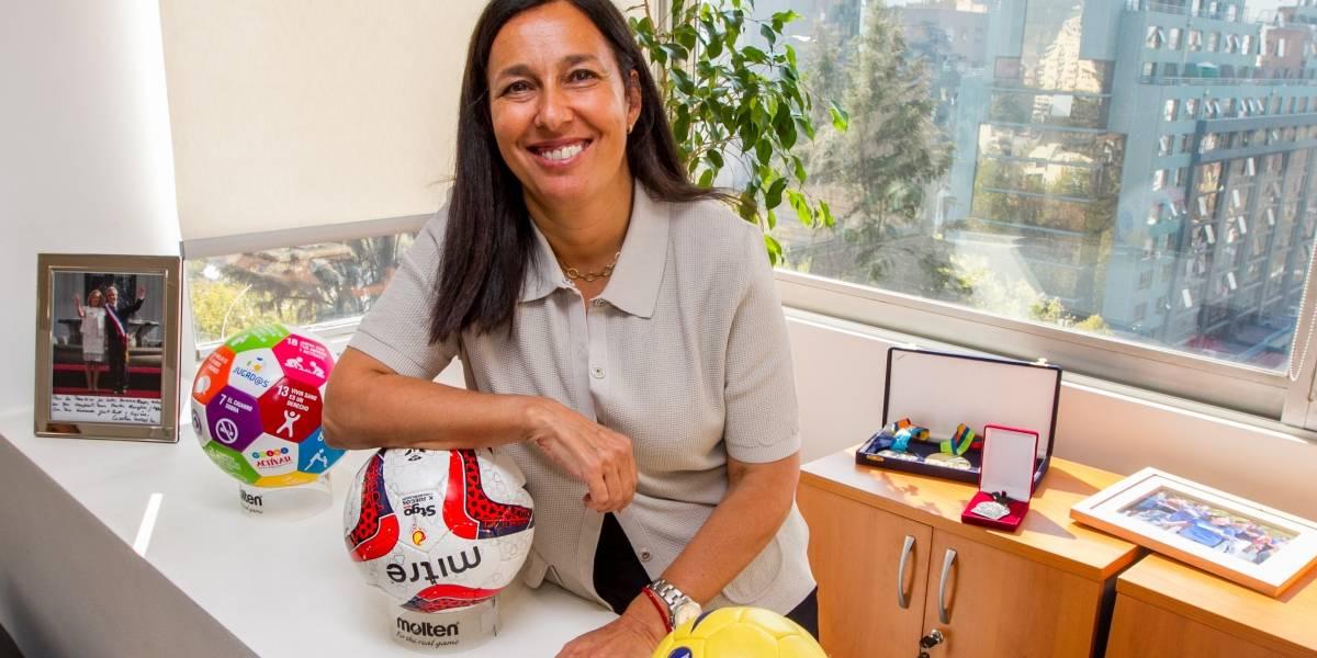 """A fondo con la Ministra del Deporte, Pauline Kantor: """"Hoy en día no tiene sentido seguir invirtiendo más en el Estadio Nacional"""""""