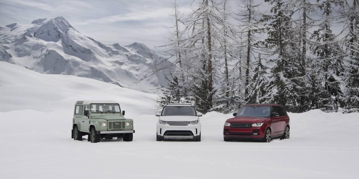 Land Rover celebra 70 años confirmando su vigencia como referente todoterreno