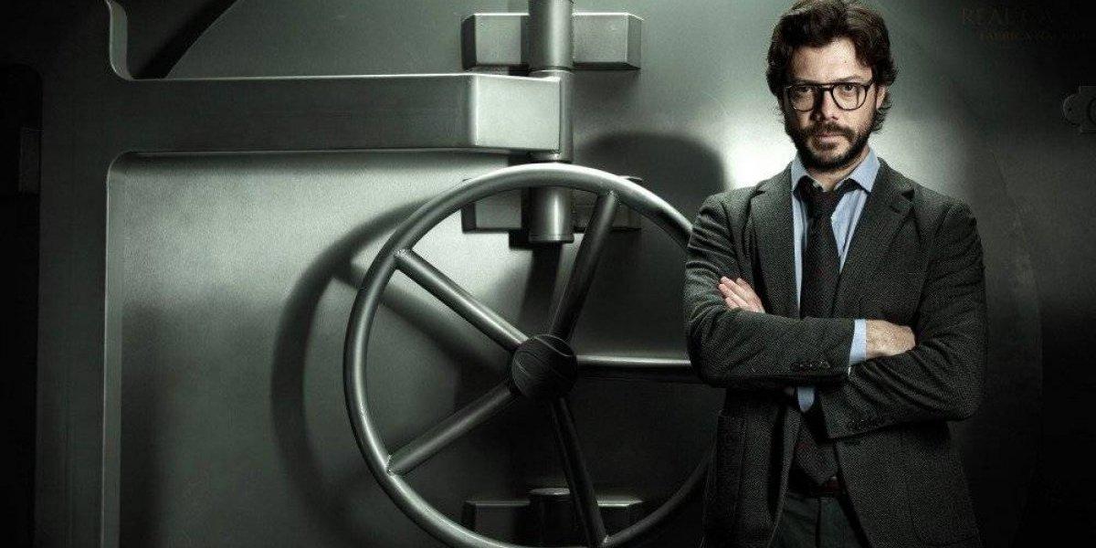El Embarcadero: O Professor será protagonista em nova série dos criadores de 'La Casa de Papel'
