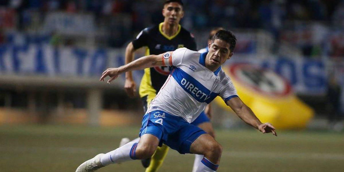 """Álvarez y el juego de la UC en Quillota: """"En otros partidos salimos con todo en este estadio y nos había ido muy mal"""""""