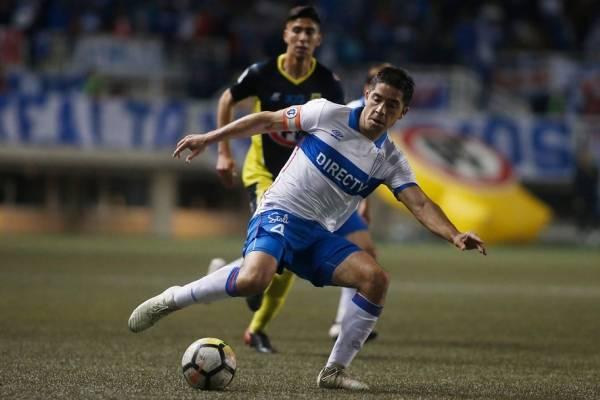 Cristián Álvarez vivió su debut en la era Beñat San José en el Lucio Fariña de Quillota / Foto: Photosport