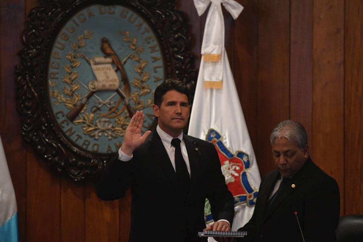 Ricardo Quiñónez Lemus . Foto: Edwin Bercián