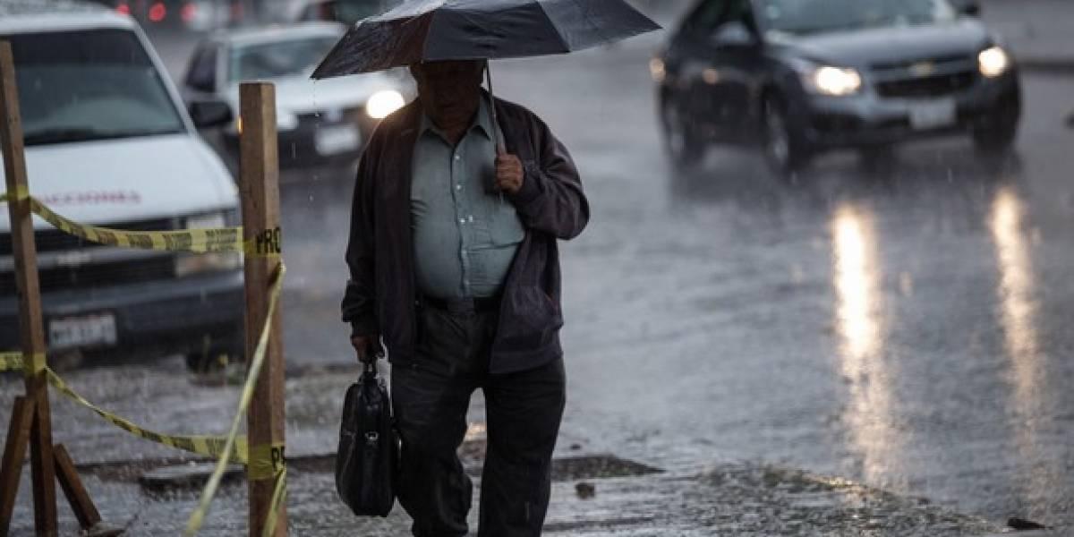 Ciudad de México prevé potencial de lluvias y posible caída de granizo