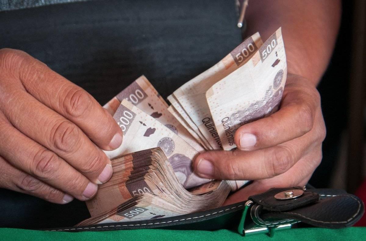 El 41.1% de los trabajadores mexicanos tienen entre 15 y 24 años de edad Cuartoscuro
