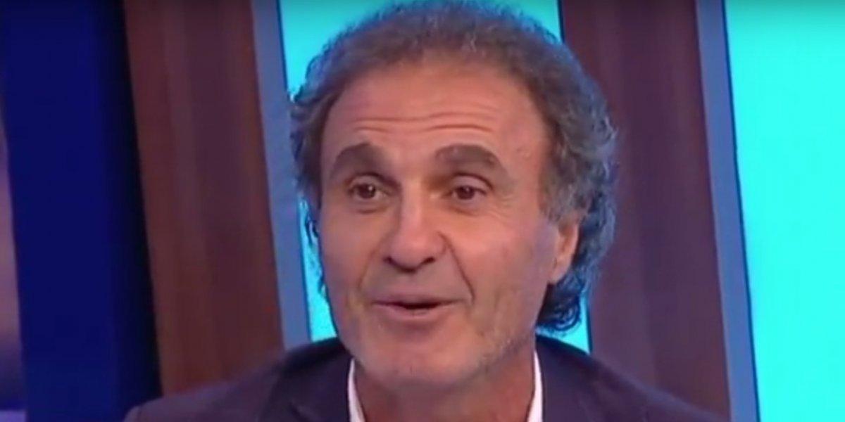 Ruggeri revela que Hugo Sánchez le dijo esclavo a Carlos Santos