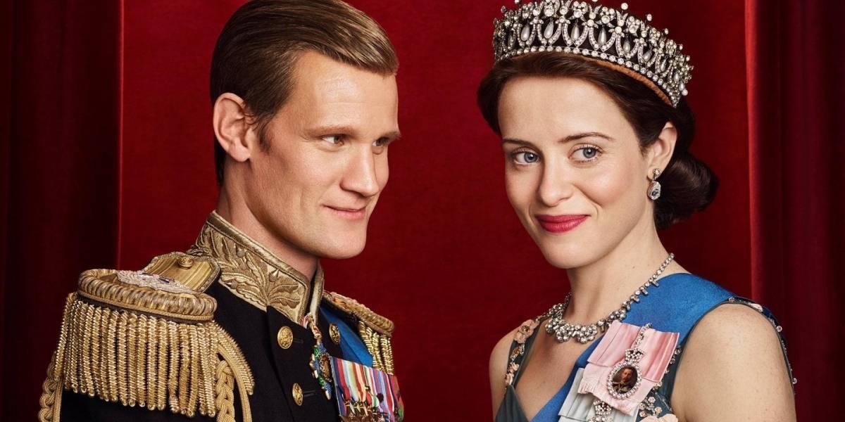 """Netflix enmendó el error e indemnizó a actriz de The Crown que interpreta a la """"Reina Isabel"""""""