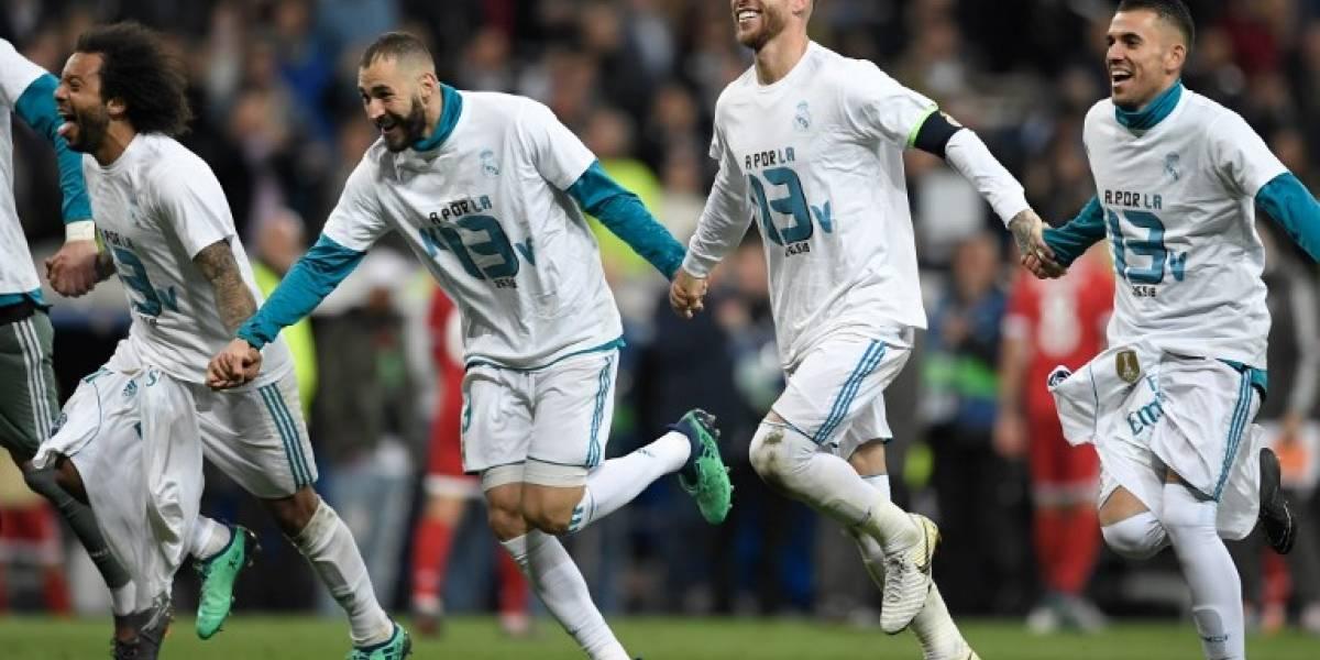 Benzema y Keylor llevan al Madrid a la final de Kiev