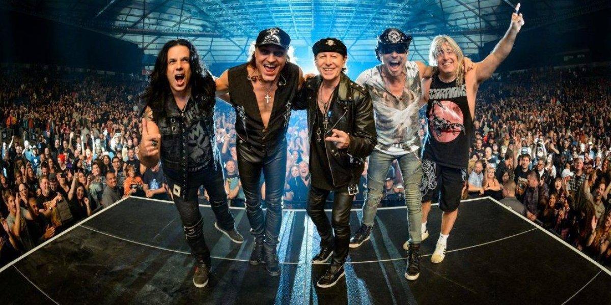 Scorpions: 'Seguimos siendo tan buenos como antes'