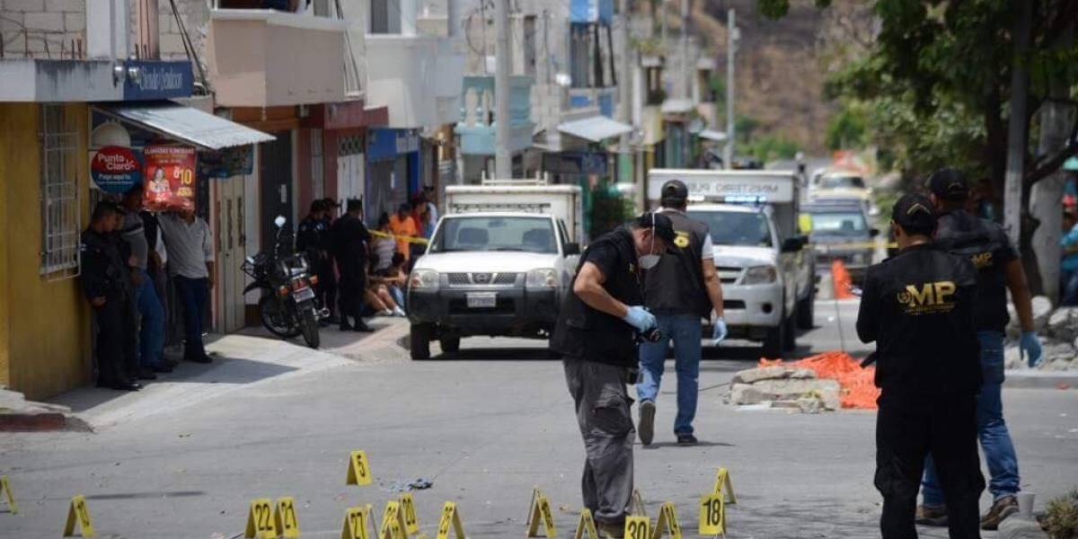 """Con amenazador cartel, pandilleros advierten la """"guerra"""" contra vecinos de El Búcaro"""