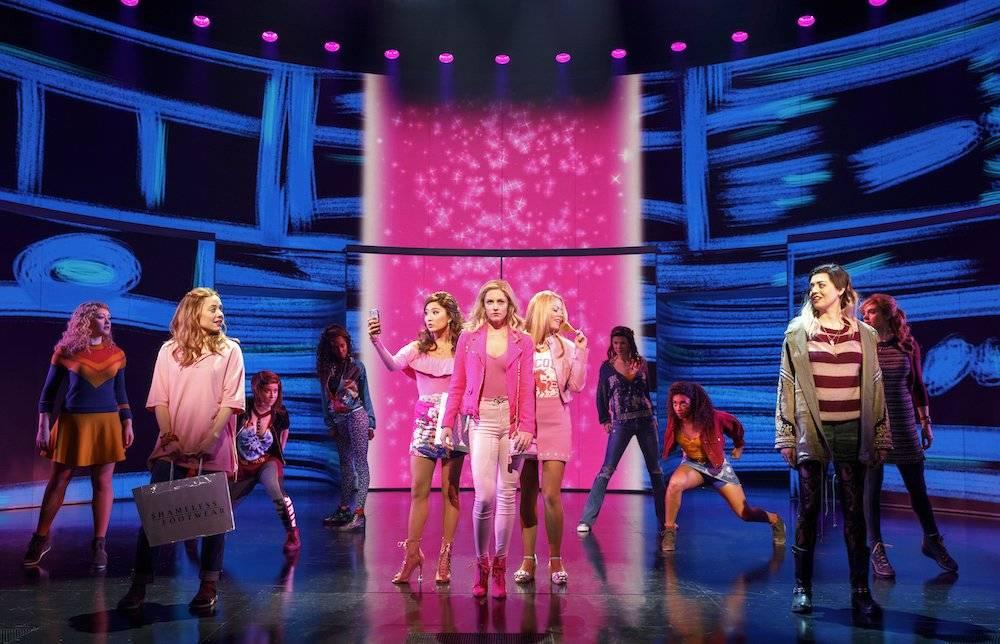Mean Girls' y 'SpongeBob' lideran nominaciones a los Tony