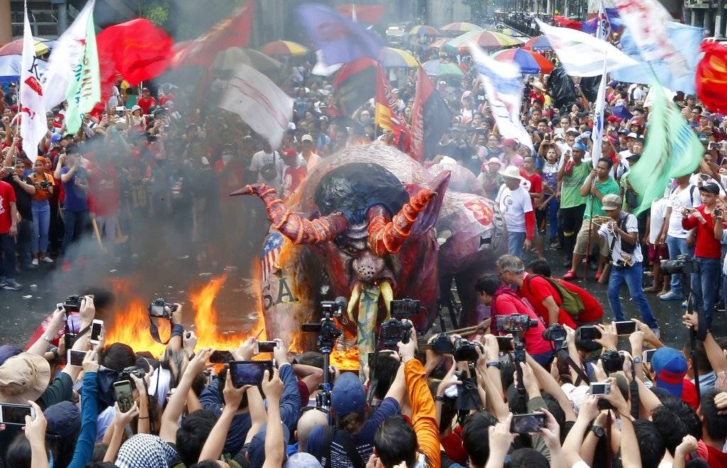 Filipinas Foto: AP