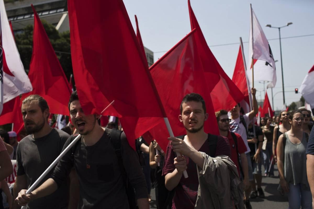 Grecia Foto: AP